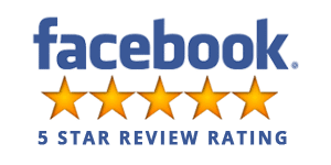 Five Star Rating on Facebook